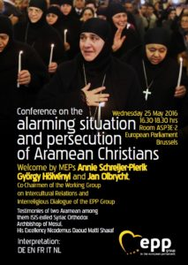 Aramean Christians Persecution 25 May 2016 [216155]